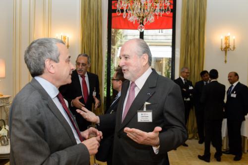 Cercle des Ambassadeurs, Monaco Ambassadors Club, Stefanini