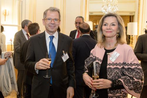 Cercle des Ambassadeurs, Monaco Ambassadors Club, Regazzoni