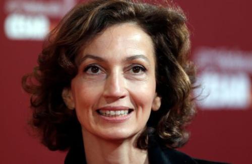 Audrey Azoulay, Jean-Paul Carteron