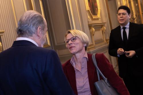 Cercle des Ambassadeurs à Paris, Jean-Paul Carteron