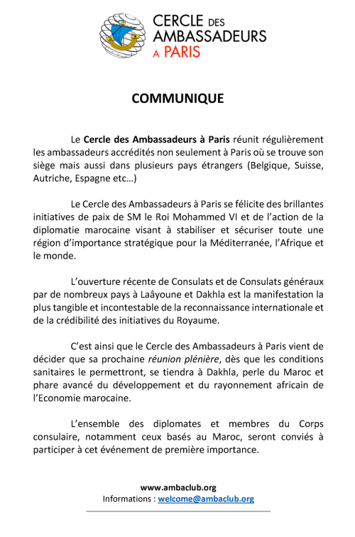 Monaco Ambassadors Club, Jean-Paul Carteron